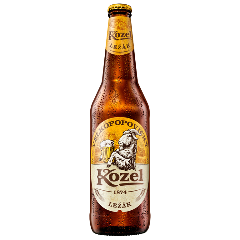 kozel-lez-bottle